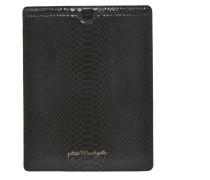 Big Etoile Porte iPad Portemonnaies & Clutches für Taschen in schwarz