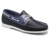 PietraL7032 Schnürschuhe in blau