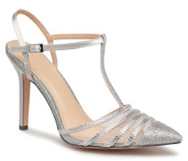 Menbur - Damen - 7355 - Pumps - silber