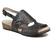 Koralie Sandalen in schwarz