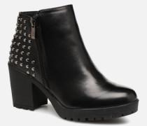48456 Stiefeletten & Boots in schwarz