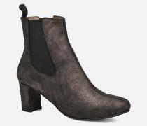 Boots talon élastique Stiefeletten & in silber
