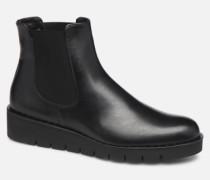 48546 Stiefeletten & Boots in schwarz