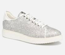 D THYMAR C Sneaker in silber