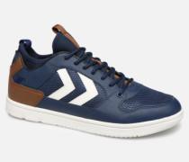 Power Play Sock Sneaker in blau