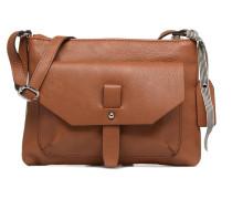 Iza Small Shoulder Bag Handtasche in braun
