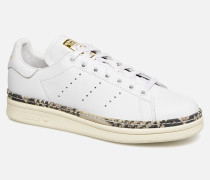 Stan Smith New Bold W Sneaker in weiß