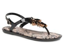 CONDRA Sandalen in schwarz