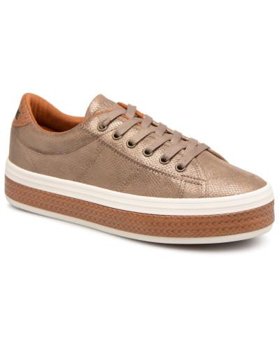 Malibu Sneaker in braun