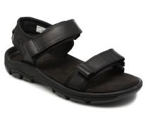 Roslindale 2Strap Sandalen in schwarz