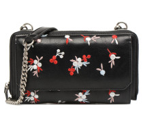 PANCESCO Small Purse Handtasche in schwarz