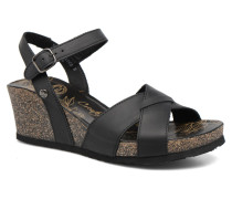Vika Sandalen in schwarz