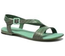 Tylia Sanda Line Sandalen in grün