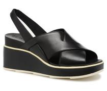 Tropik 1 Sandalen in schwarz