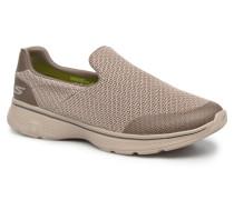 Go Walk 4Expert Sneaker in braun