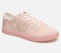 SPARKLE SATIN ESSENTIAL SNEAKER Sneaker in weiß