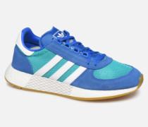 Marathon Tech Sneaker in blau