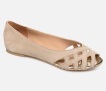 Cordou Ballerinas in beige