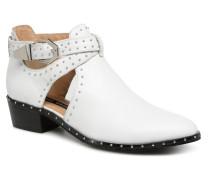 BTEXCHUNKY Stiefeletten & Boots in weiß