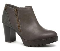 63658 Stiefeletten & Boots in grau