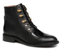 DEMOTI Stiefeletten & Boots in schwarz