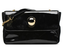 MIRROR BALL Shoulder bag Handtasche in schwarz