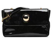 MIRROR BALL Shoulder bag Handtasche in schwarz