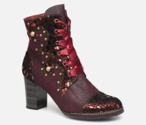 ELCEAO 03 Stiefeletten & Boots in weinrot