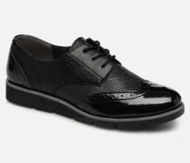 Eliliane Schnürschuhe in schwarz