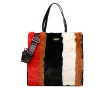 Reminiscence medium shopper Handtasche in schwarz
