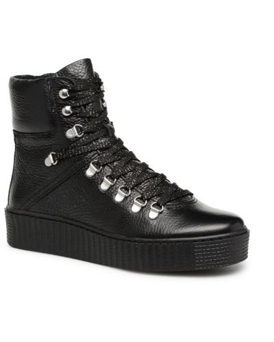AGDA L Stiefeletten & Boots in schwarz
