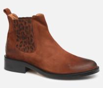 Candide Chelsea Stiefeletten & Boots in braun