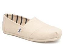 Alpargata Sneaker in weiß