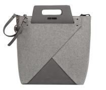 Bbelie Handtasche in grau