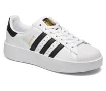 Superstar Bold W Sneaker in weiß