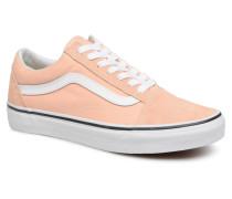 Old Skool W Sneaker in orange