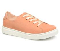 Past plume Sneaker in rosa