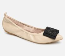GLYCINE Ballerinas in beige