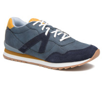 Astro Lace Up Sneaker in blau