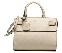 Cate satchel Handtasche in goldinbronze