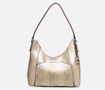 Mirella Hobo Bag S Handtasche in goldinbronze