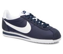 Wmns Classic Cortez Nylon Sneaker in blau