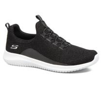 Ultra Flex Sportschuhe in schwarz