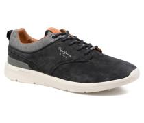 JAYDEN SUEDE Sneaker in blau