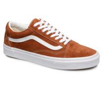 Old Skool Sneaker in braun