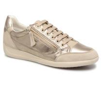 D MYRIA A D6468A Sneaker in goldinbronze