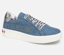 Studs Sneaker in blau