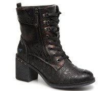 Valea Stiefeletten & Boots in schwarz