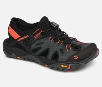 Allout Blaze Sieve W Sneaker in schwarz