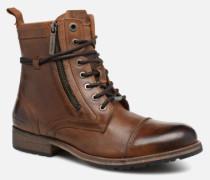 MELTING ZIPPER NEW Stiefeletten & Boots in braun